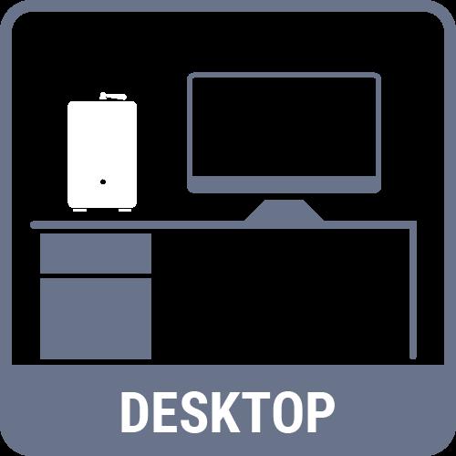 LumaForge Jellyfish connectivity spec icon desktop mobile