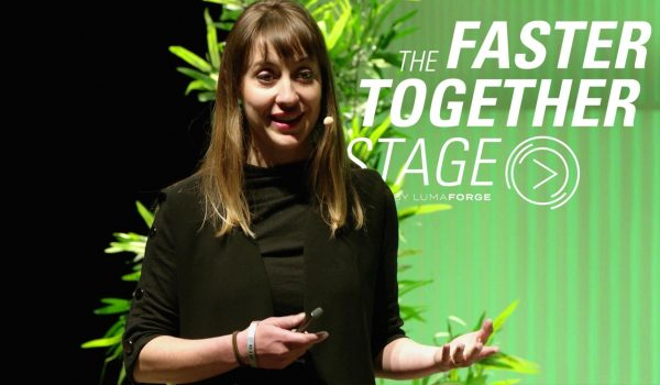 faster together 2019 Lisbeth Kaufman The Power of Community