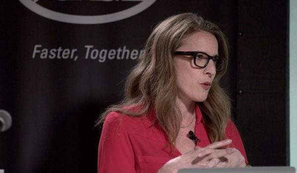 Faster together 2018 Krysta Masciale Why Your Brand Will Reinvent The Industry