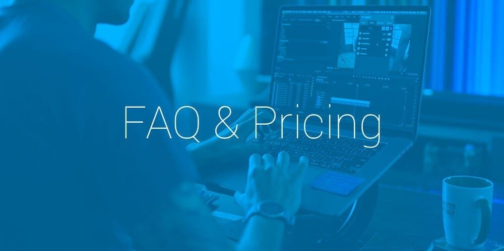 FAQ Pricing